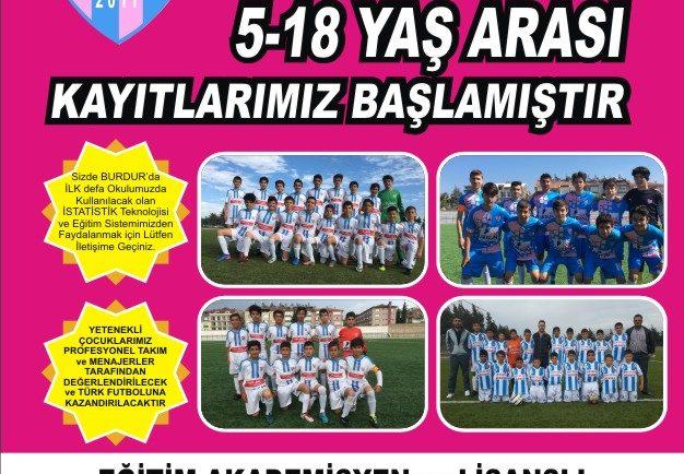 Burdurspor Futbol Akademisi