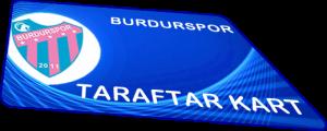 Burdurspor Taraftar Kart