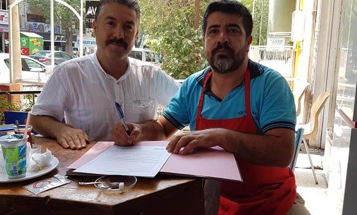 ÇEVİK Tost & Döner Salonu (Mehmet Usta Kaktimur)
