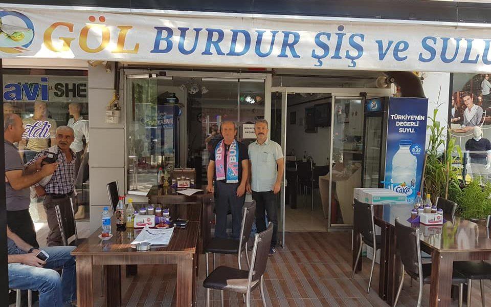 GÖL SULU YEMEK (Buse ÖZLÜ & Yaşar ÖZLÜ)