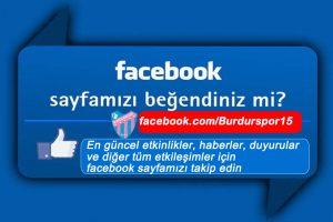 burdurspor facebook begen