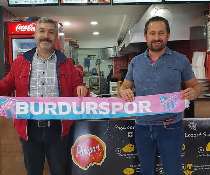BURDUR PASAPORT PİZZA (Mehmet BOZ)