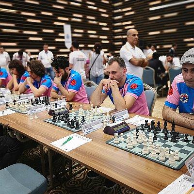 Burdurspor Kulübü, Türkiye Satranç Birinci Ligi